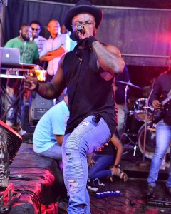 iamharrysong brought the show to an exciting close! RealDealExperience